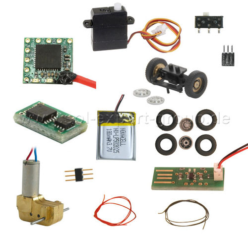 Kit complet BASIC, 2,4 GHz pour camions 1:87