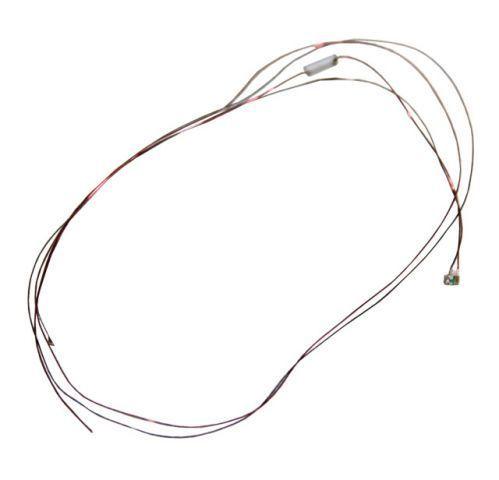 leuchtdiode 0402 gr n mit kabel. Black Bedroom Furniture Sets. Home Design Ideas