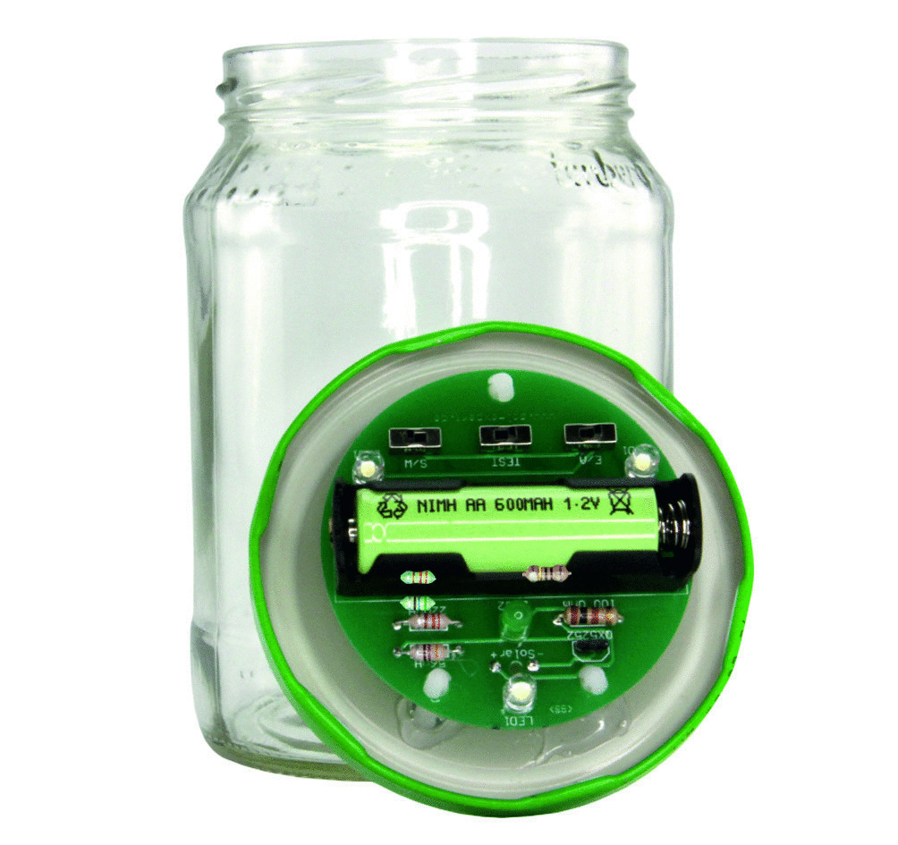 Soldering Kit For Solar Pickle Jar Lamp A Class Set Of 10