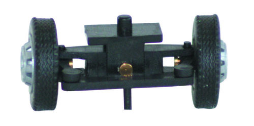 Mounted 1:87 Truck Steering for Car System Vehicles or RC Models