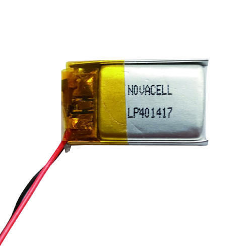 Lithium Polymer Battery L70, 70 mAh